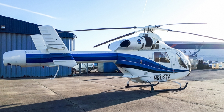 MD902 Explorer for sale in the UK