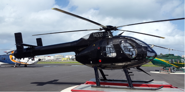 MD520 Notar for sale in the UK