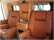 Interior, rear aft facing seats with credenza for sale