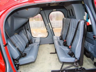Rear cabin, club seating, five place for sale