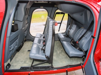 rear cabin, forward facing seat config, five place for sale