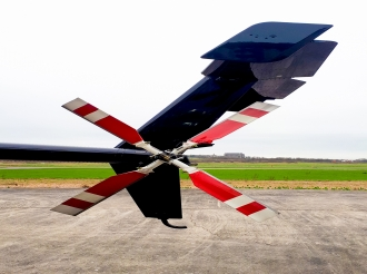 Four bladed tail rotor for sale
