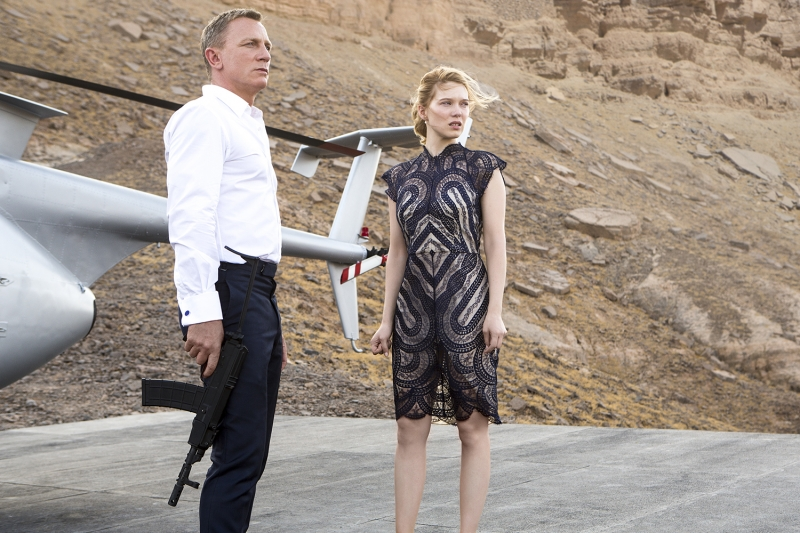 James Bond - Spectre (Copyright)